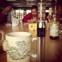 Photo taken at KBC Cafe by Ikhwan M. on 1/7/2013