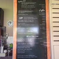 Photo taken at Coffee Man by LittleBird ^. on 10/4/2013