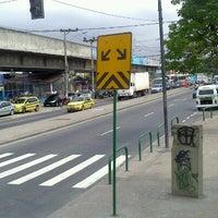 Photo taken at UPP Jacarezinho by Bruno M. on 10/19/2012
