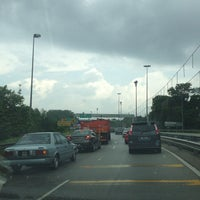 Photo taken at Plaza Tol Kuala Kangsar by Hisham on 5/6/2013