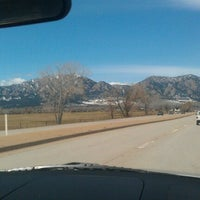 Photo taken at City of Boulder by Caitlyn on 4/21/2013
