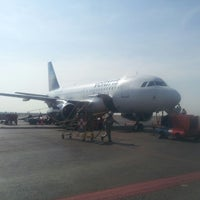 Photo taken at Puebla International Airport (PBC) by Charly C. on 5/18/2013