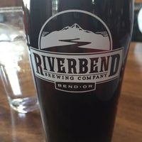 Photo taken at RiverBend Brewing Company by Skye M. on 3/25/2017