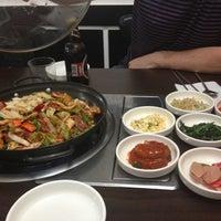 Photo taken at Yang Won Restaurnat (장원) by Alejandra R. on 12/1/2012