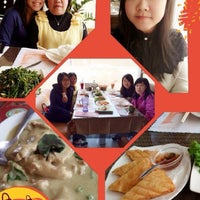 Photo taken at 聖泰旻 Sandamin Thai by Diana S. on 2/1/2014