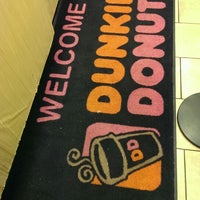 Photo taken at Dunkin' Donuts by Matthew D. on 9/23/2013