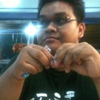 Photo taken at Anugerah Cafe, Seksyen 8, Bandar Baru Bangi by Shafiq S. on 11/26/2012