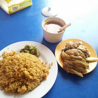 Photo taken at Kedai Nasi Goreng Ayam Ganja by Nazmirul A. on 11/16/2016