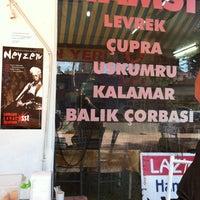 Photo taken at Laz'ın Yeri Balık Evi by Dilek Ö. on 11/26/2012
