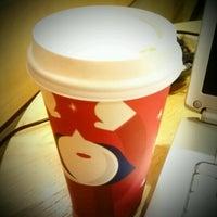 Photo taken at Starbucks by Megan R. on 12/10/2012
