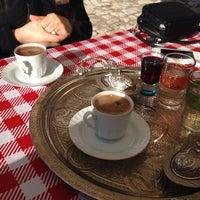 Photo taken at Cafe Piyanos by Baris A. on 12/6/2013