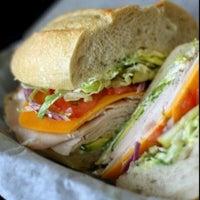 Photo taken at Mr. Pickle's Sandwich Shop by APRIL on 1/11/2014