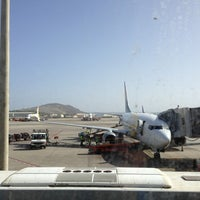 Photo taken at Gran Canaria Airport (LPA) by Harri T. on 1/5/2013