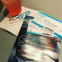 Photo taken at Kansas City Repertory Theatre: Copaken Stage by Sara H. on 3/17/2018