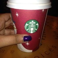 Photo taken at Starbucks Coffee by Samyutha P. on 12/3/2012