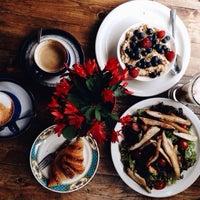Photo taken at Chez Le Boulanger by Natalie N. on 5/3/2014