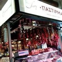 Photo taken at Καραμανλίδικα του Φάνη by Danai P. on 7/28/2015