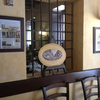 Photo taken at Caffe' Della Posteria by Evgenya A. on 8/4/2014