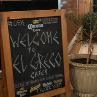 Photo taken at El Greco Cafe by Scooter on 11/16/2017