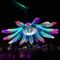 Photo taken at EDC Las Vegas by Chris K. on 6/23/2013