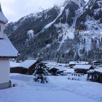 Photo taken at Gschnitztal by Paul T. on 1/20/2016