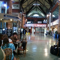 Photo taken at Albany-Rensselaer Station by Foodie P. on 6/8/2013