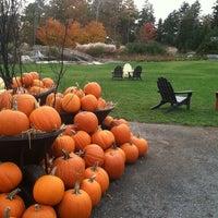 Photo taken at Coastal Maine Botanical Gardens by Foodie P. on 10/19/2013