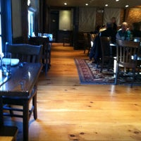 Photo taken at Rye Tavern by Foodie P. on 11/24/2013