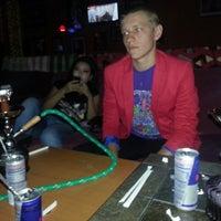 Photo taken at X-Hale Hookah Lounge by Danai D. on 7/24/2013