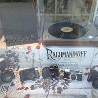 Photo taken at Radio Museum by tanja f. on 8/4/2013