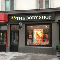 Photo taken at The Body Shop by tanja f. on 7/30/2013
