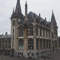 Photo taken at Sint-Michielsbrug by Ivanna L. on 7/3/2013