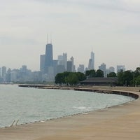 Photo taken at Lake Michigan Steps by Zach S. on 5/26/2013