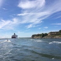 Photo taken at Suomenlinna / Sveaborg by Zach S. on 7/15/2017