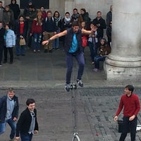 Photo taken at Covent Garden by Zach S. on 4/17/2017