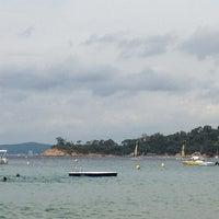 Photo taken at Lavandou water sport by Kseniya S. on 8/7/2013