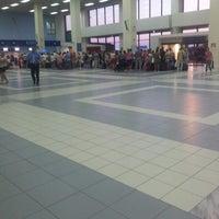 Photo taken at Zakynthos International Airport Dionysios Solomos (ZTH) by Анна Б. on 6/21/2013