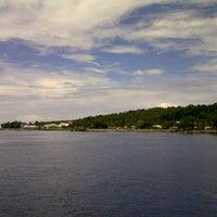 Photo taken at Pelabuhan Tagulandang by @ikkeafria on 2/9/2013