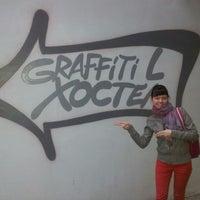 Photo taken at Graffiti L by Julia K. on 9/26/2013