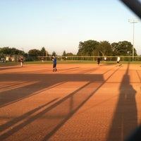 Photo taken at Carolyn Allen Sports Complex by Alexis A. on 7/25/2013