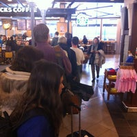 Photo taken at Starbucks by Audrey V. on 2/21/2013