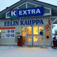 Photo taken at K-extra Eelin kauppa by Minna A. on 12/9/2012