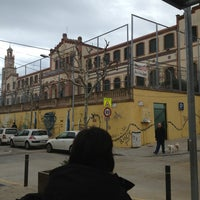 Photo taken at El Masnou by Pau T. on 3/16/2013