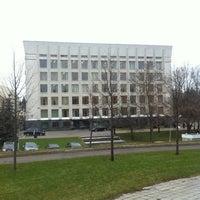 Снимок сделан в Правительство Нижегородской области пользователем Ilia D. 11/23/2012