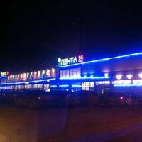 Photo taken at Лента by Ilia D. on 11/23/2012