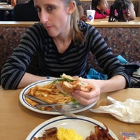 Photo taken at IHOP by Craig B. on 11/23/2012
