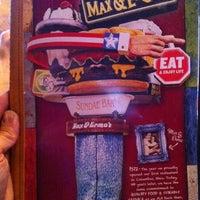 Photo taken at Max & Erma's by Joseph B. on 1/11/2014