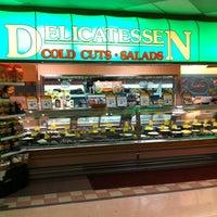 Photo taken at O'Malia's Food Market by Joseph B. on 2/21/2013