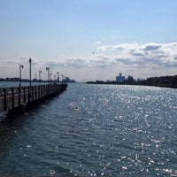 Photo taken at South Fishing Pier by Ben S. on 7/3/2015