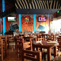 Photo taken at Cabo Wabo Cantina by Mike S. on 12/4/2012